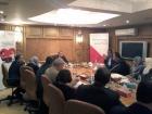 لقاء محافظ قنا اللواء عبد الحميد الهجان